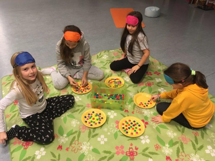 Kinderyoga – Neue Termine! Anmeldung unter: info@pias-ballettstudio.de